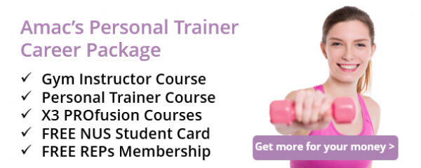 Personal Trainer Career Package