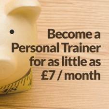 government funding available for L3 and L4 fitness courses with Amac training