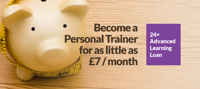 Government funding available to finance fitness courses with Amac