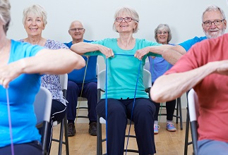 Chair-based Exercise Instructor